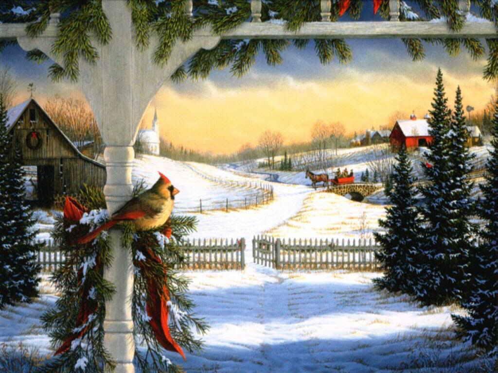 Картинки для детей зимние картинки